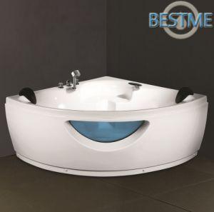 Hot Sales Acrylict Jacuzzi Massage Bathtub pictures & photos