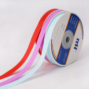 """3/8"""" Polyester Grosgrain Ribbon pictures & photos"""