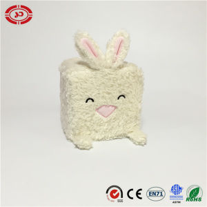 Yellow Chicken Plush Square Soft Cotton Fashion Toy pictures & photos