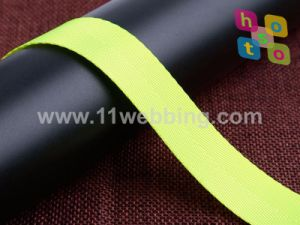 Fake Nylon Herringbone Binding Webbing for Bag Accessories pictures & photos