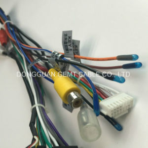 F505 Power Cord Auto Cable Wire Harness Car Audio Wire Harness Automotive Wire Harness Computer Wiring Harness pictures & photos