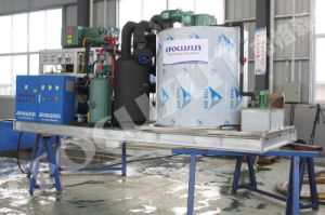 5 Tons Fishery Cooling Seawater Flake Ice Making Machine pictures & photos