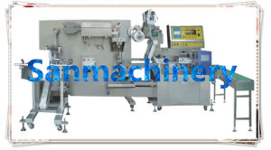 Flat Wet Tissue Making Machine (1Sheet/Bag) with Ce (RF-640) pictures & photos