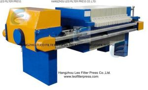 Leo Filter Press Hydraulic Plate Filter Press pictures & photos