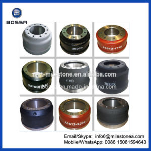 High Quality Brake Drum for Mercedes-Benz Truck pictures & photos