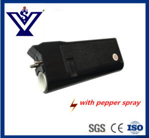 Electric Shock Shocker Tazer with Pepper Spray (SYSG-2017134) pictures & photos