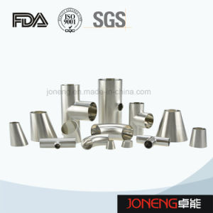 Stainless Steel Food Processing Weld Straight Type 90d Elbow (JN-FT2004) pictures & photos