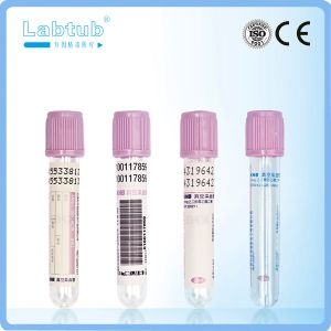 Vacuum Blood Colletion Tube with ISO/Ce pictures & photos