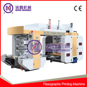 4 Color High Speed Flexo Printing Machine/Printer (NXT-4) pictures & photos