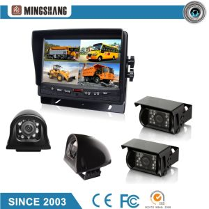 "7"" Security System with CCD Rear View Camera for Bus & Truck Use, E-MARK & Ce Certified pictures & photos"