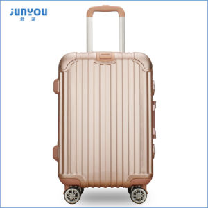 Good Quality Factory Price PC Rolling Travel Luggage pictures & photos