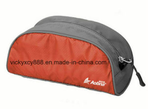 Female Outdoortravel Beauty Wash Storage Cosmetic Toilet Bag (CY3686) pictures & photos