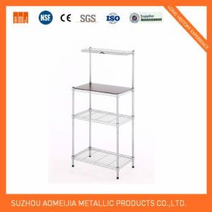 Metal Wire Display Exhibition Storage Shelving for Sweden Shelf pictures & photos