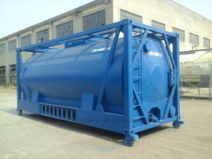 Tank Container for Bulk Bitumen pictures & photos