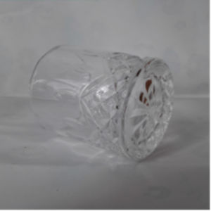 220ml Beautifully Designed Glass Cup pictures & photos
