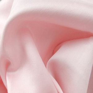Soft Satin Weave Cotton Fabric for Evening Dress