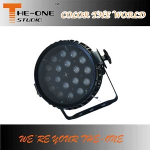 Waterproof 18X10W RGBW Zoom LED PAR Light pictures & photos