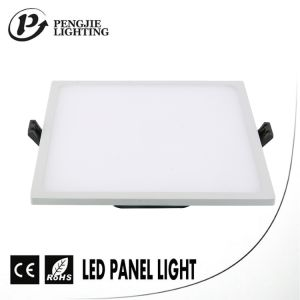 High Brightness 22W Ultra Narrow Edge LED Panel (Square) pictures & photos