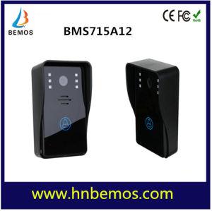 """7"""" TFT 2.4G Wireless Video Door Phone Intercom Doorbell Home Security 1 Camera 2 Monitor pictures & photos"""