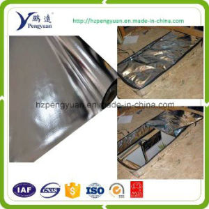 Double Foil Woven Fabric for Attic Stair Cover Thermal Insulation Material pictures & photos