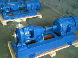 Plastic Self-Priming Chemical Pump pictures & photos