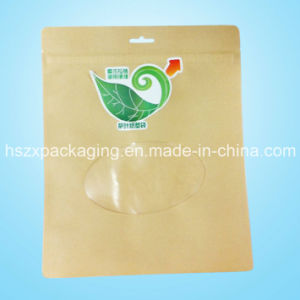 Wholesale Ziplock with Window Tea Bag pictures & photos