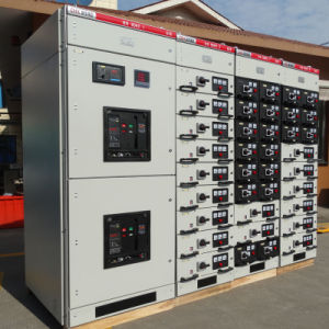 Gcs LV 0.4kv Draw out Switchgear Cabinet pictures & photos