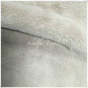 Super Soft Rabbit Faux Fur /Imitation Fur (solid color) pictures & photos