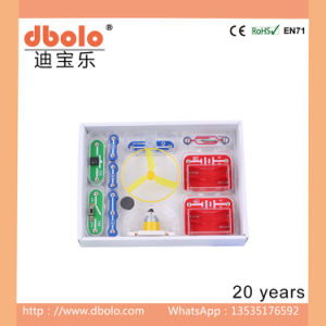 Scientific Education Toys Electronic Building Blocks pictures & photos