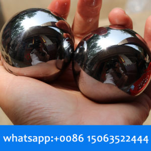 Chinese Manufacturer Bige Chrome Steelball with High Quality G40 Gcr15 2 1/4""