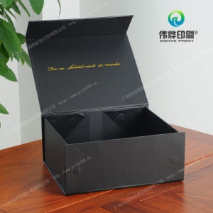 Grey Card Board Packaging Box with Art Paper Printing pictures & photos