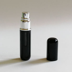 Mini Aluminum Perfume Bottle with Fine Mist Spray (PPC-AT-1701) pictures & photos