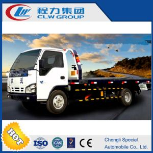 Isuzu 3tons Car Towing Wrecker pictures & photos