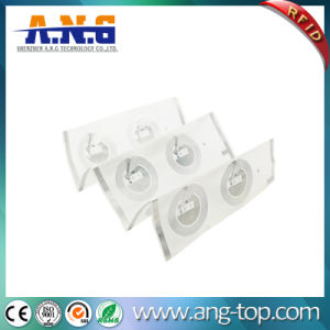 China Factory Price RFID Hf Tag Inlay/ 13.56MHz RFID Label pictures & photos