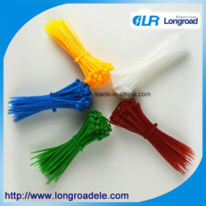 Ny-66 Self-Locking Nylon Cable Tie pictures & photos
