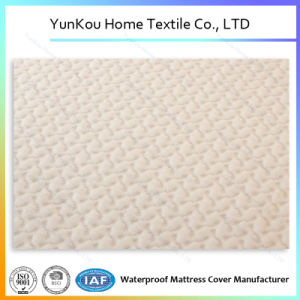 Bamboo Fiber Scuba Hypoallergenic Mattress Cover for Newborn Baby pictures & photos
