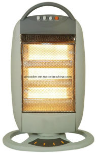 Small Size Halogen Heater with 1200W pictures & photos