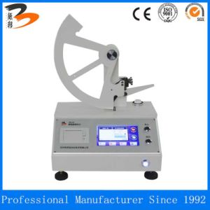 Micro Computer Control Tearing Strength Tester