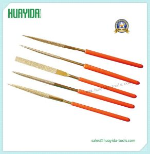 Best Price Electroplated Diamond Needle Files for Glass