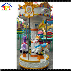 Angel Carousel Small Horse Riding for Amusement Park pictures & photos