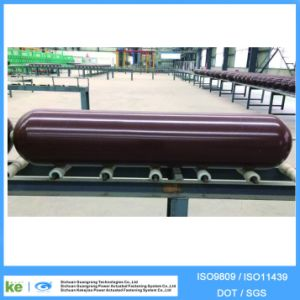 80L Steel CNG-1 279mm Diameter 20MPa CNG Cylinder pictures & photos