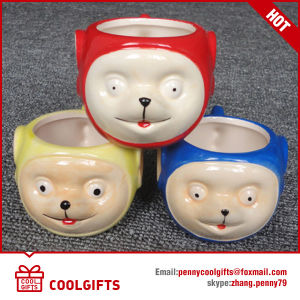 Custom Kids Cartoon Design Cute Ceramic Mug (CG213) pictures & photos