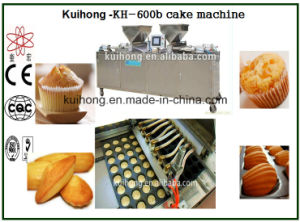 Kh 600 Ce Approved Cake Machine Donuts pictures & photos