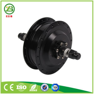 Czjb-104c Rear Geared High Torque Electric Bicycle Hub Motor 48V 500W pictures & photos