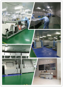 Stainless Steel Air Shower for Modular Clean Room with HEPA Filter High Speed with Ce pictures & photos