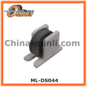 Plastic Bracket Bearing with Single Wheel (ML-DS044) pictures & photos