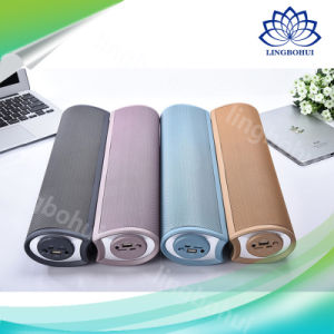 Hot Wireless Speaker 4000mAh with USB TF FM Radio pictures & photos