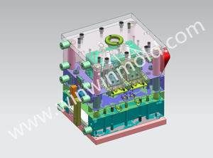Unscrewing Plastic Injection Mold pictures & photos