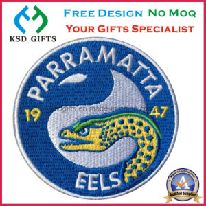 Popular Garment Patch /Custom Embroidered Patch pictures & photos