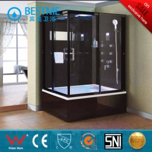 Luxurious Glass Computerized Bath Sauna Steam Shower Room (BZ-5012) pictures & photos